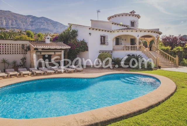 Holiday rentals Dénia - House - 12 persons - BBQ - Photo N° 1