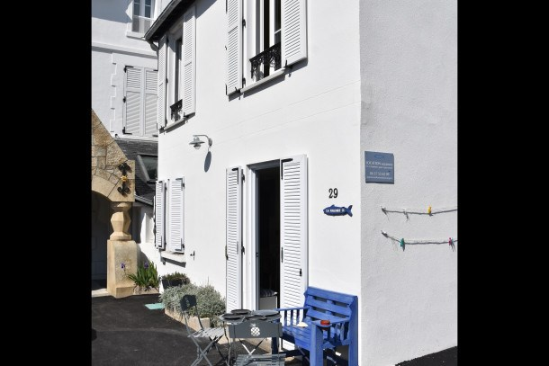Location vacances Saint-Malo -  Maison - 4 personnes - Télévision - Photo N° 1