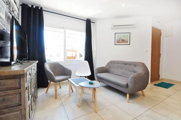 Location vacances Rosas -  Appartement - 6 personnes - Télévision - Photo N° 1