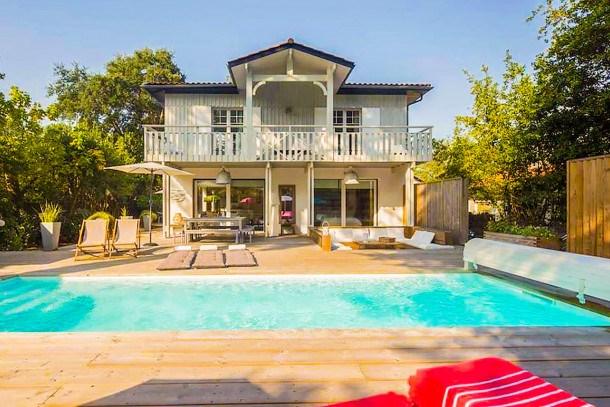 Villa Cap Ferret 50m de la mer