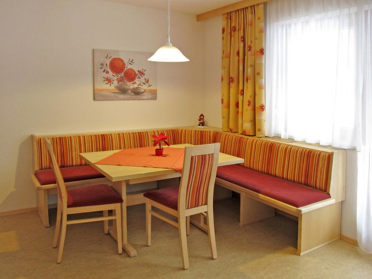 Appartement pour 13 à Kappl