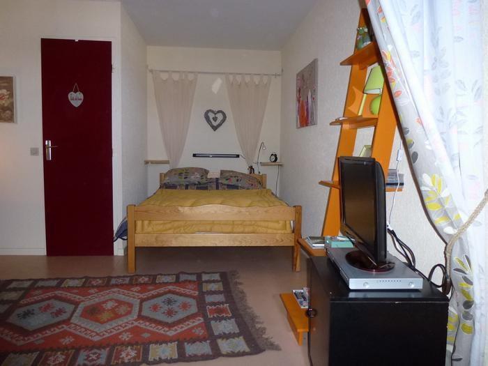 Appartement pour 6 pers. avec parking privé, Hotonnes