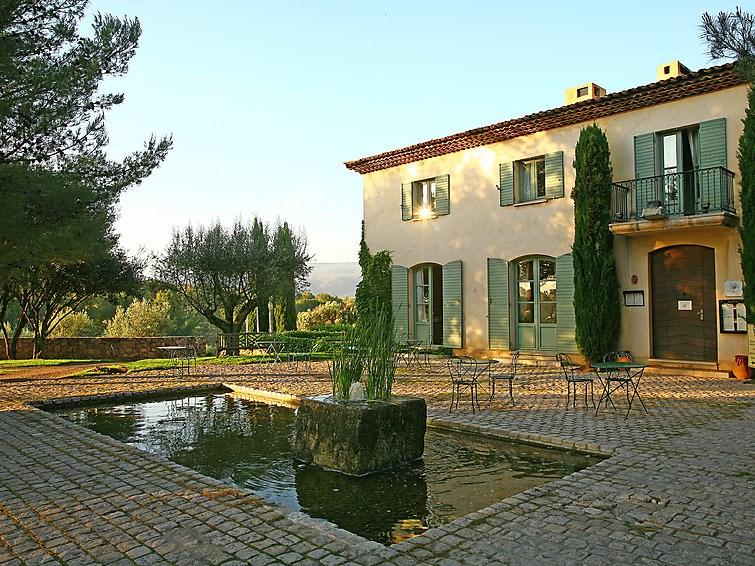 Appartement pour 4 à La Motte en Provence