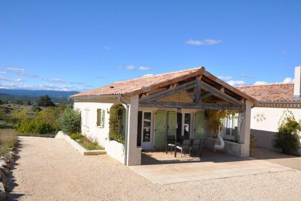Maison de vacance I - GROSPIERRES