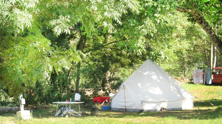 Camping La Molière