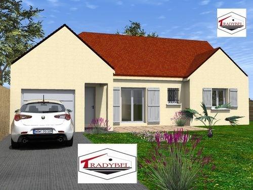 Maison  6 pièces + Terrain 900 m² Appoigny par TRADYBEL 89