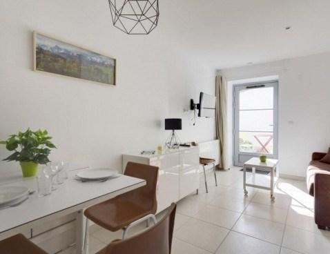 Location vacances Cauterets -  Appartement - 2 personnes - Terrasse - Photo N° 1