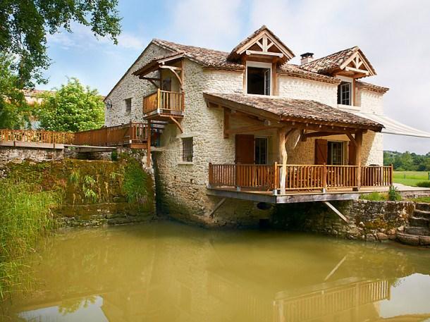 Location vacances Villeneuve-sur-Lot -  Maison - 8 personnes - Barbecue - Photo N° 1