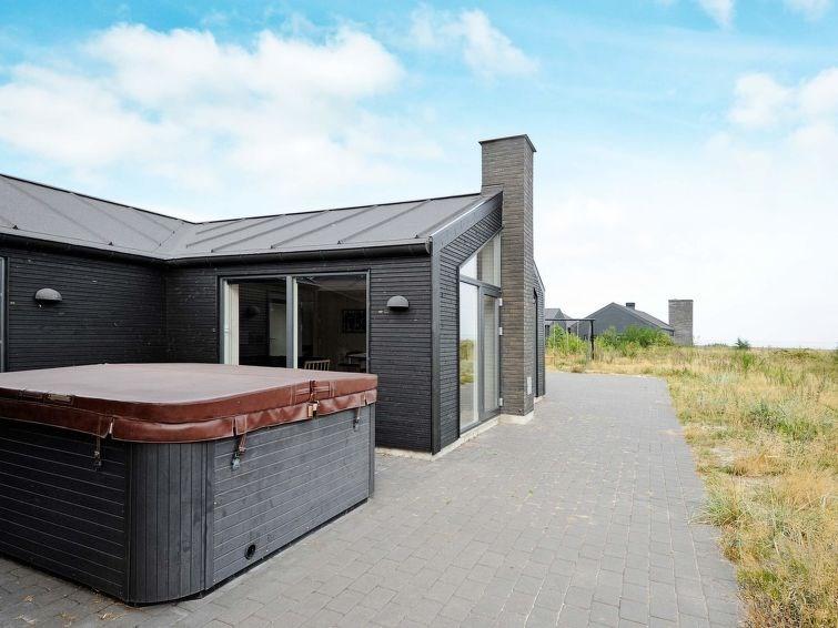 Maison pour 10 à Rømø