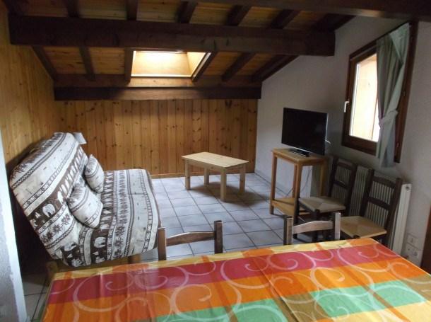 Location vacances Les Gets -  Appartement - 7 personnes - Télévision - Photo N° 1