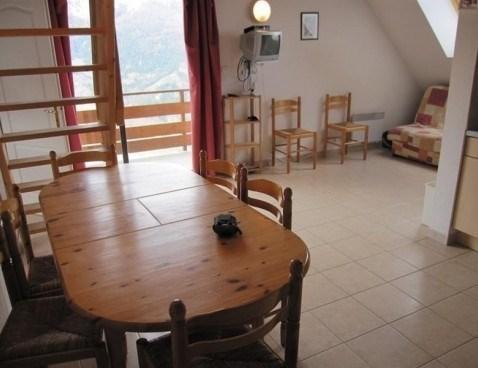 Location vacances Réallon -  Appartement - 8 personnes - Télévision - Photo N° 1