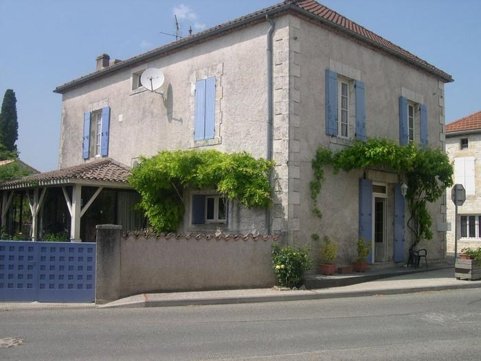 Holiday rentals Saint-Matré - House - 8 persons - BBQ - Photo N° 1