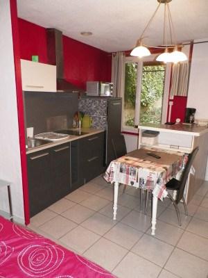 Location vacances Aix-les-Bains -  Appartement - 2 personnes - Terrasse - Photo N° 1