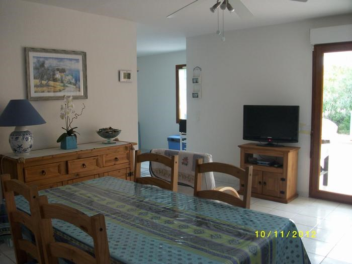 Location vacances Leucate -  Appartement - 7 personnes - Barbecue - Photo N° 1