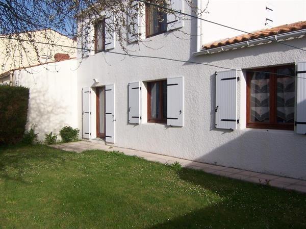 Location vacances Les Sables-d'Olonne -  Maison - 12 personnes - Terrasse - Photo N° 1