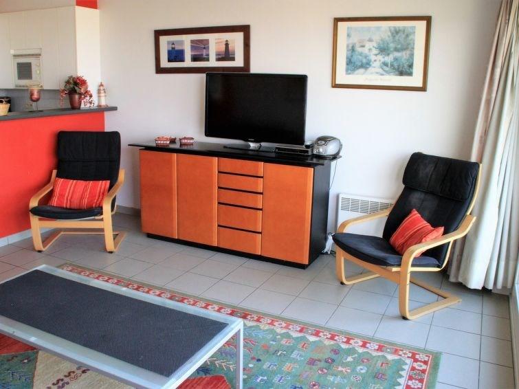 Appartement pour 1 personnes à De Panne