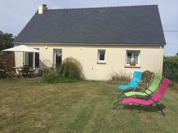 Location vacances Penmarc'h -  Maison - 7 personnes - Barbecue - Photo N° 1
