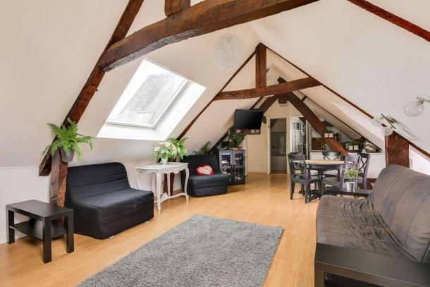 Location vacances Bayeux -  Appartement - 6 personnes - Télévision - Photo N° 1