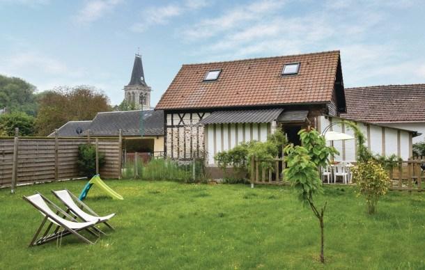 Location vacances Le Bourg-Dun -  Maison - 6 personnes - Barbecue - Photo N° 1