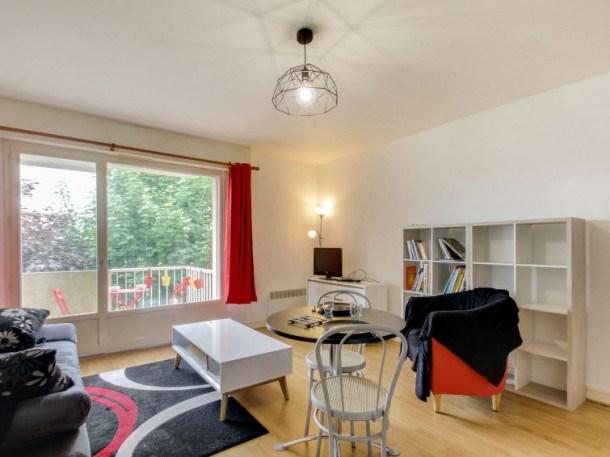 Location vacances Saint-Malo -  Appartement - 2 personnes - Télévision - Photo N° 1
