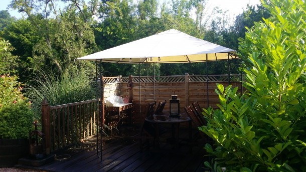 Location vacances Lisores -  Maison - 4 personnes - Barbecue - Photo N° 1