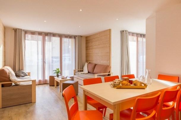 Location vacances Briançon -  Appartement - 8 personnes - Télévision - Photo N° 1