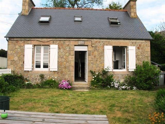 Location vacances Trégastel -  Maison - 4 personnes - Jardin - Photo N° 1