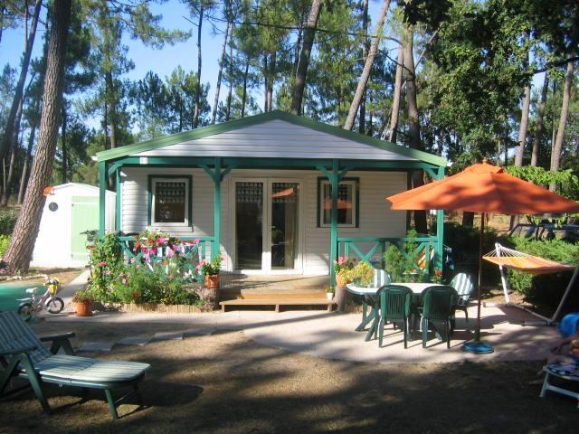 Location vacances Saint-Hilaire-de-Riez -  Maison - 6 personnes - Barbecue - Photo N° 1