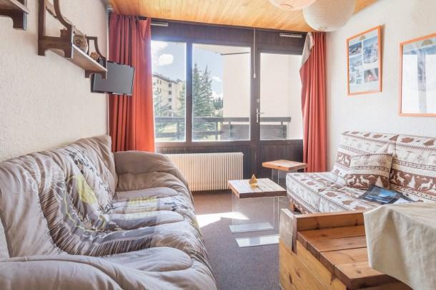 Location vacances Montgenèvre -  Appartement - 6 personnes - Télévision - Photo N° 1