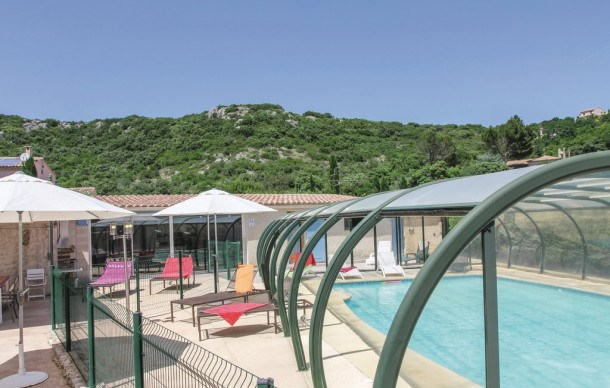 Location vacances Rochefort-du-Gard -  Maison - 10 personnes - Barbecue - Photo N° 1