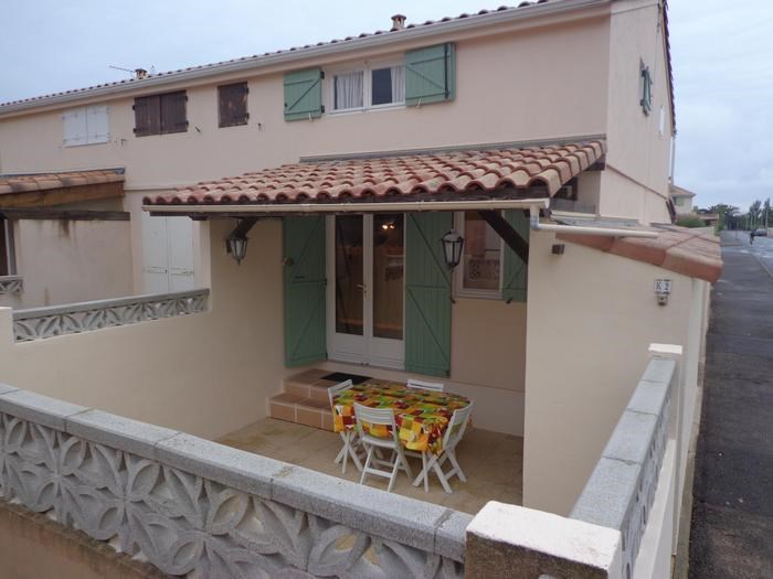 Location vacances Portiragnes -  Appartement - 4 personnes - Barbecue - Photo N° 1