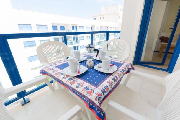 Location vacances Alicante -  Appartement - 6 personnes - Télévision - Photo N° 1
