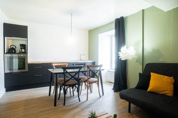 Location vacances Bédée -  Appartement - 3 personnes - Télévision - Photo N° 1