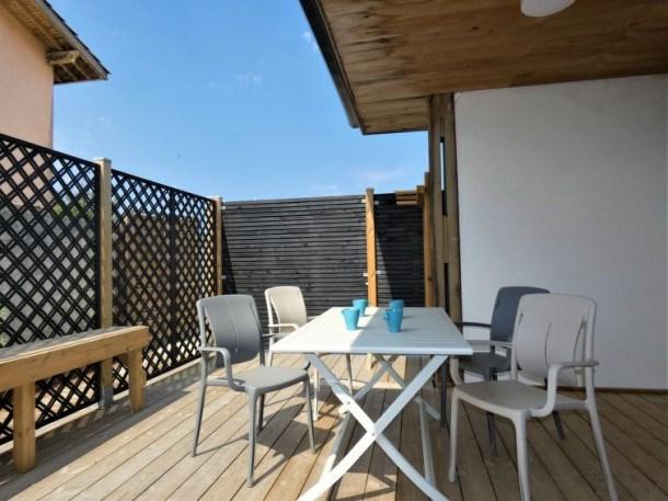 Location vacances Mimizan -  Maison - 4 personnes - Télévision - Photo N° 1
