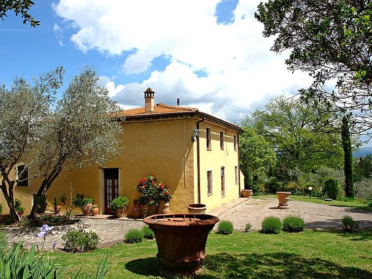 Maison pour 9 personnes à San Gimignano