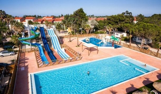 Location vacances Torreilles -  Maison - 4 personnes - Salon de jardin - Photo N° 1
