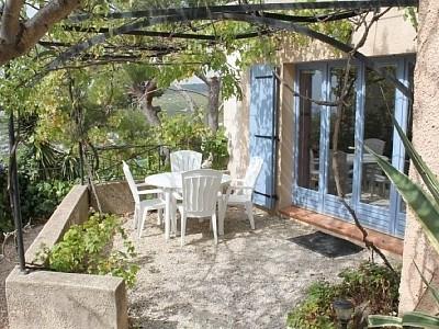 Location vacances Cassis -  Appartement - 4 personnes - Jardin - Photo N° 1