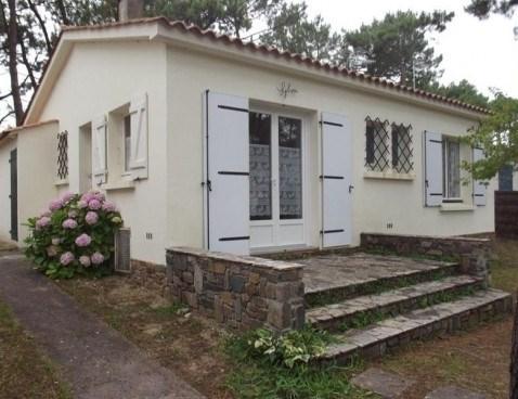 Location vacances La Tranche-sur-Mer -  Maison - 5 personnes - Barbecue - Photo N° 1