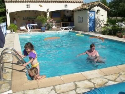 gite avec piscine en pays cathare - Fonters-du-Razès