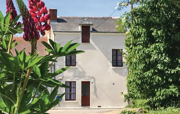 Location vacances Descartes -  Maison - 5 personnes - Barbecue - Photo N° 1
