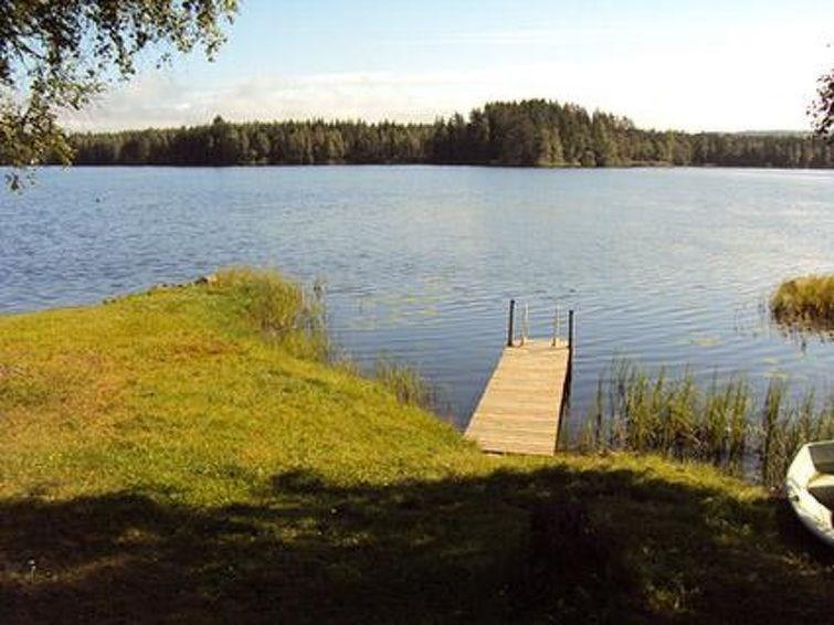 Studio pour 3 personnes à Petäjävesi