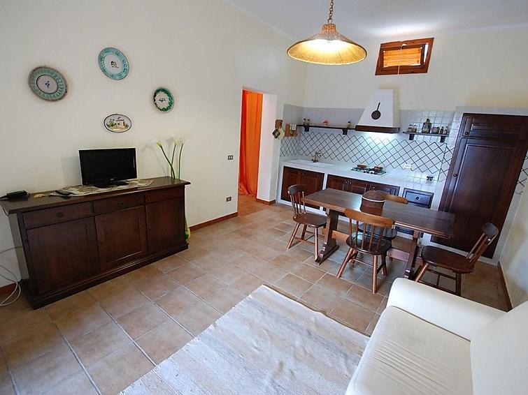 Maison pour 2 personnes à Marsala