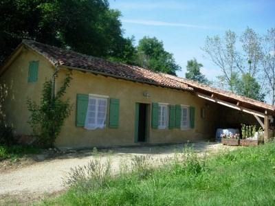 Location vacances Eauze -  Gite - 2 personnes - Jardin - Photo N° 1
