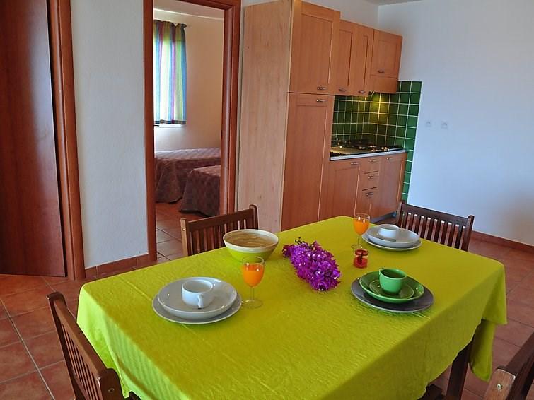 Appartement pour 6 à San Nicolao