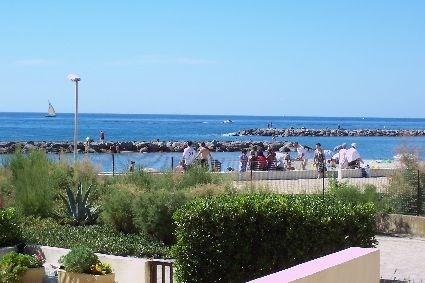 Location vacances Palavas-les-Flots -  Appartement - 5 personnes - Jardin - Photo N° 1