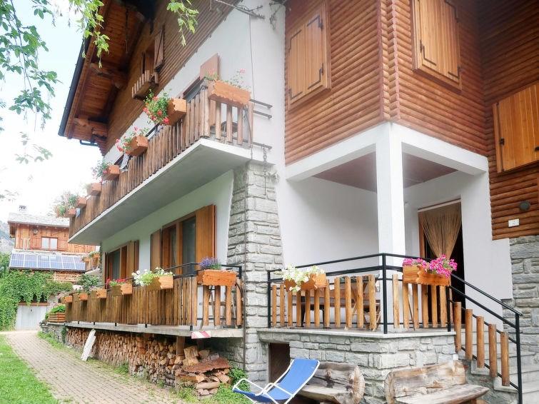 Appartement pour 6 à Rhemes Saint Georges