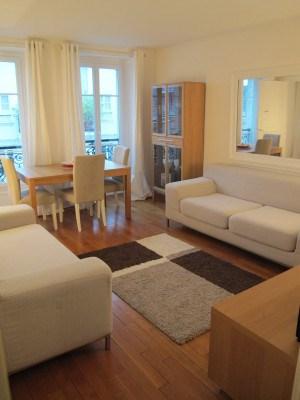 Location vacances Paris 16e Arrondissement -  Appartement - 3 personnes - Télévision - Photo N° 1