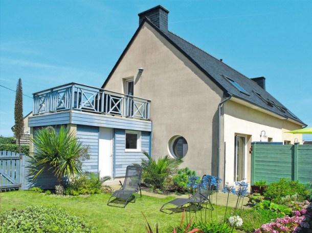 Location vacances Kerlouan -  Maison - 5 personnes - Barbecue - Photo N° 1