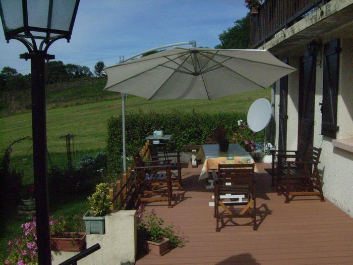 Appartement pour 6 pers. avec parking privé, Saint-Sauves-d'Auvergne