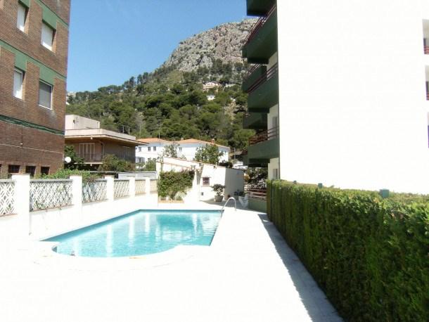 Location vacances Torroella de Montgrí -  Appartement - 3 personnes - Télévision - Photo N° 1